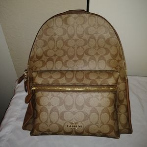Coach Large Charlie Backpack